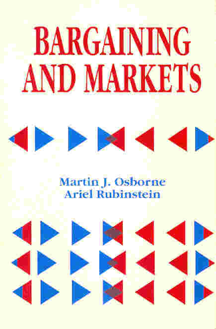 Bargaining and Markets