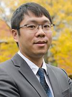 Photograph of Erhao Xie