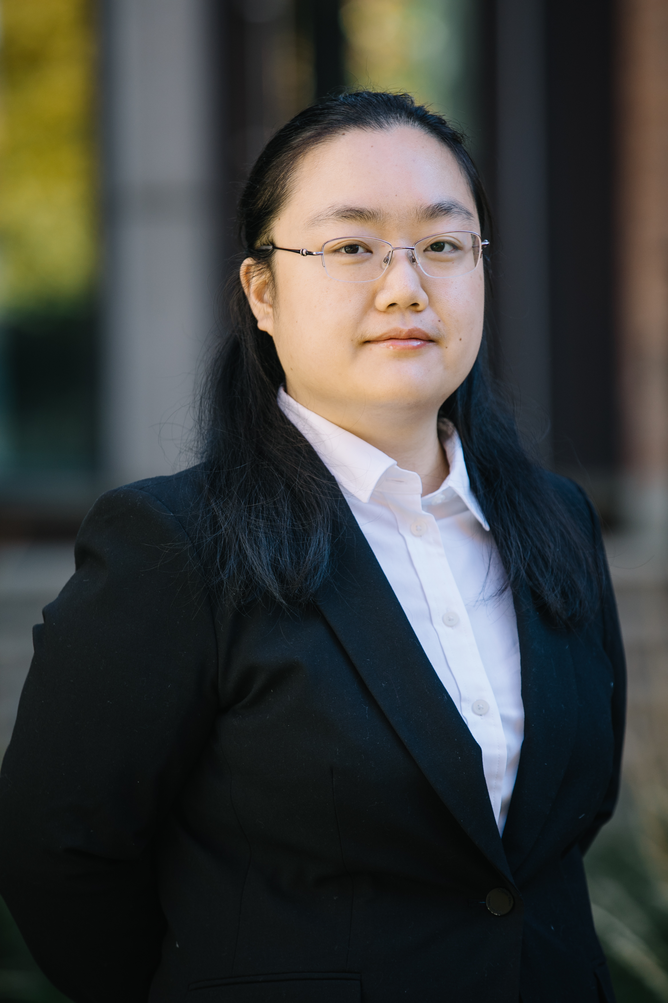 Photograph of Linda Wang