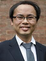 Photograph of Xin Wang