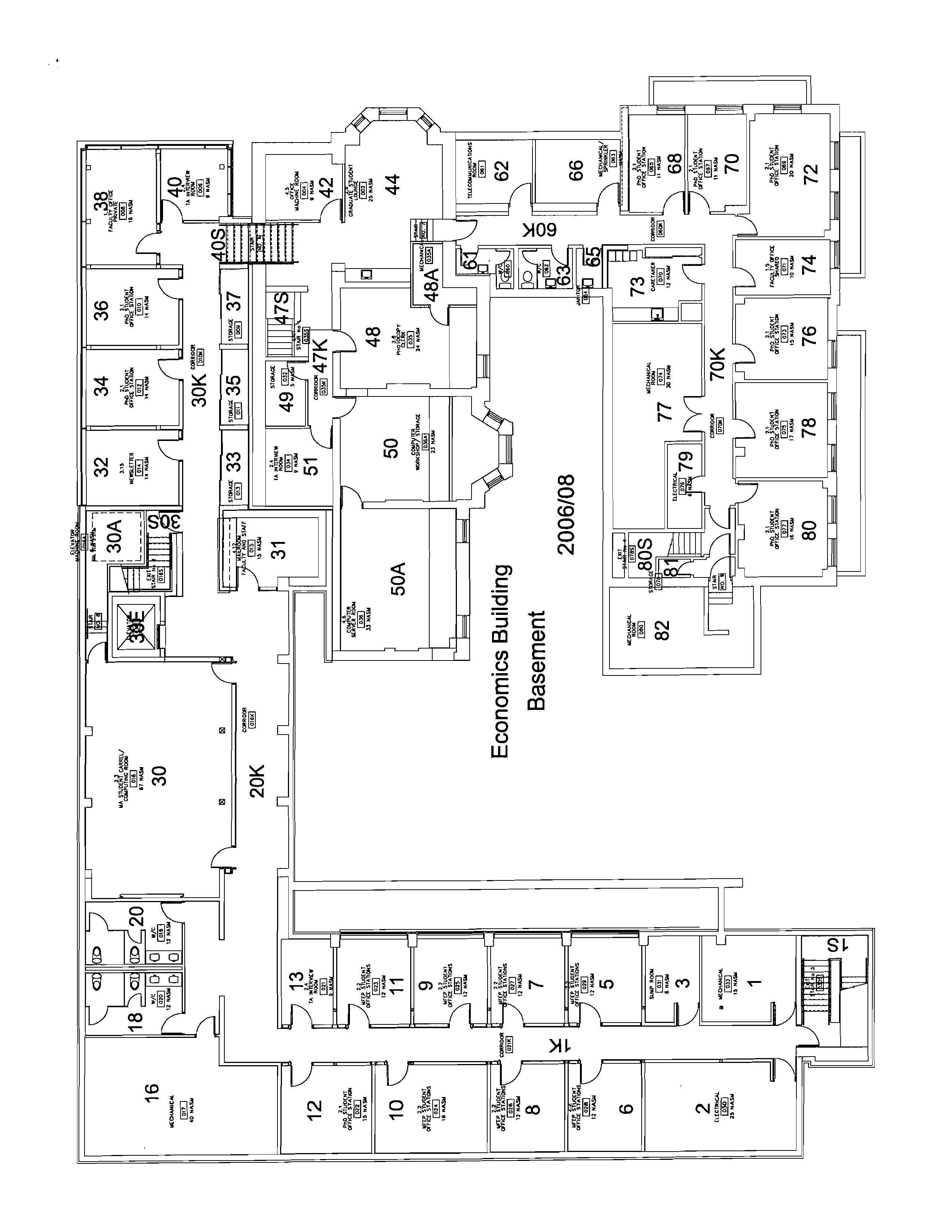 U of t economics overview of the economics building for U build it floor plans