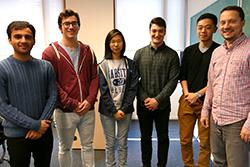ECO 466 Bank of Canada challenge finalists