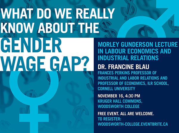 Morley Gunderson Lecture 2018 poster