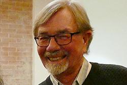 Professor emeritus David Foot