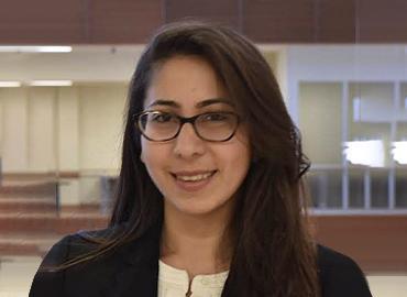 Professor Nazanin Khazra
