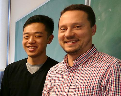 Paul Han and Martin Burda