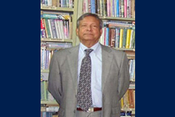 Professor emeritus Wahidul Haque