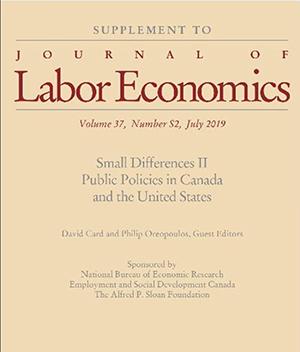 cover Journal of Labor Economics